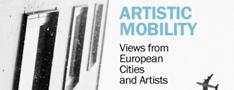 Logo artistic mobility